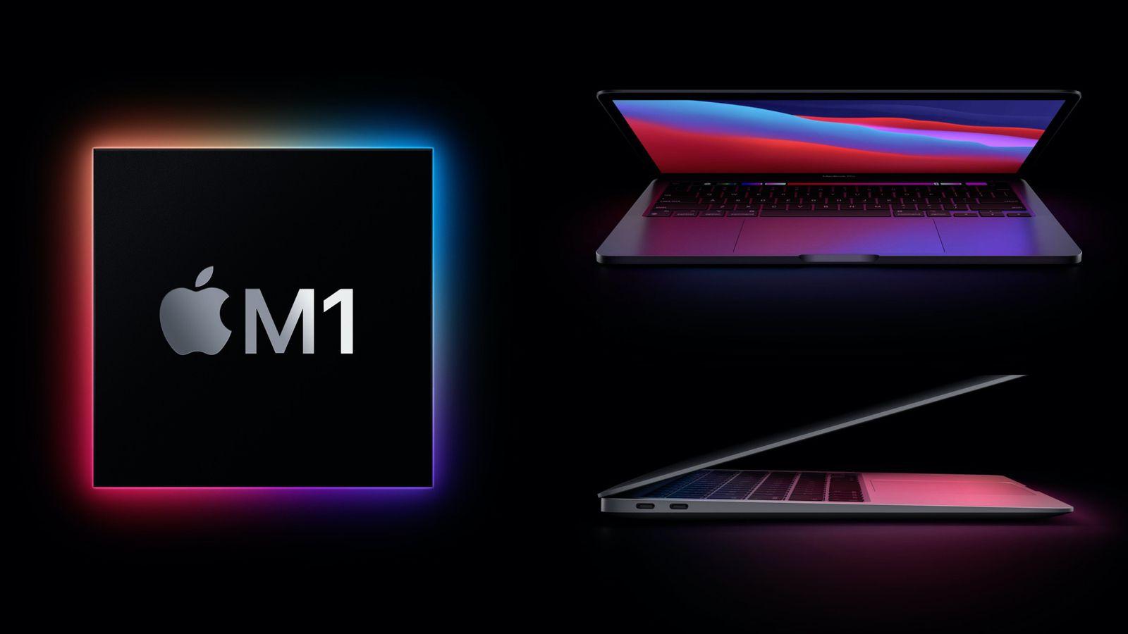 MacBook Air M1 1TB