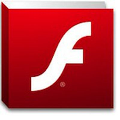 flash player 3d icon