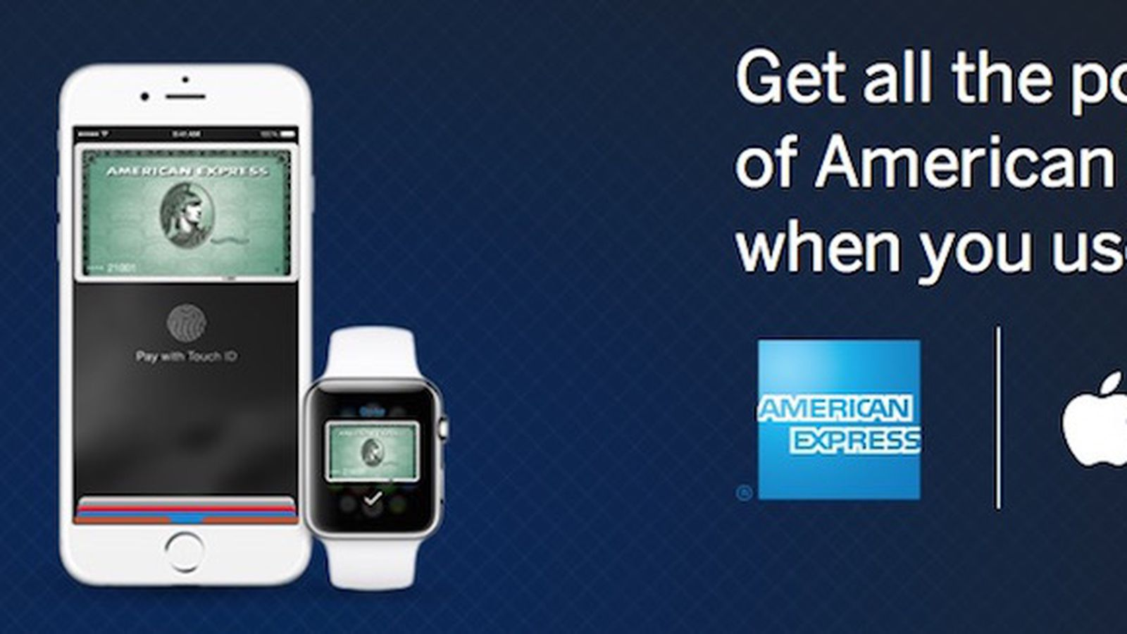 Apple Pay Launching in Canada With American Express on November 13