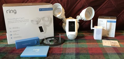 ring floodlight cam chime pro parts
