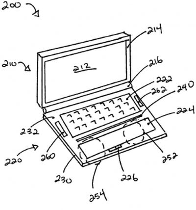 touchpad 300