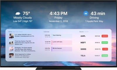 dayview apple tv