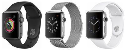 bb apple watch series 2 sales