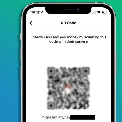 facebook pay qr codes