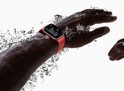 watch series 5 water