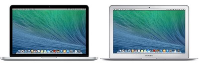 macbook air pro 13 inch 2014