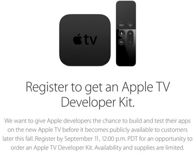 appletvdeveloperkit