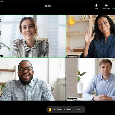zoom ipad gesture recognition