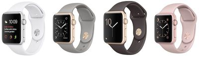 apple watch 2 collections