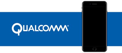 qualcomm iphone