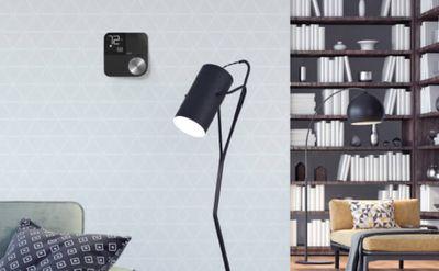 lux kono smart thermostat homekit