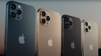 iphone 12 pro video colors