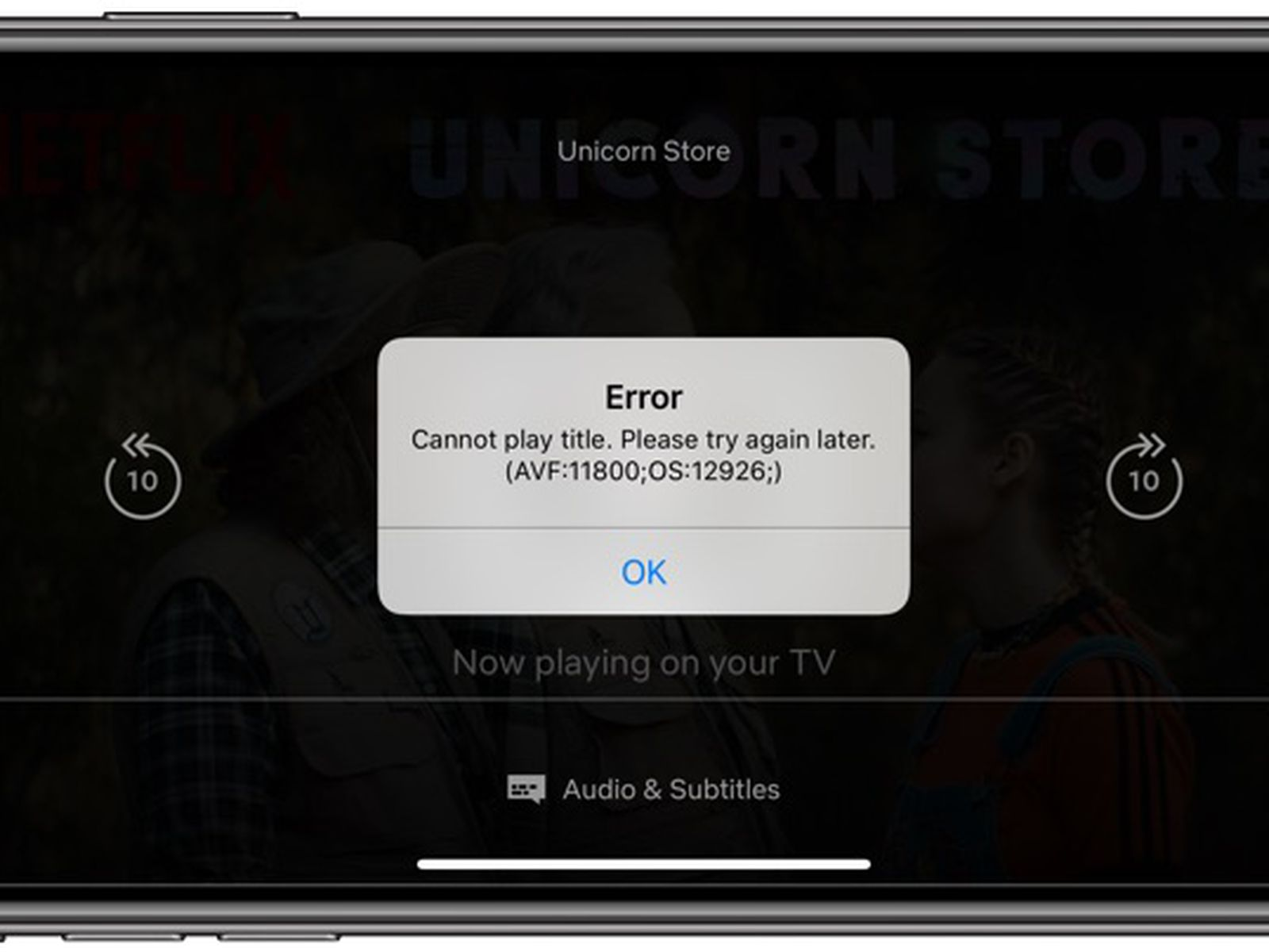 Netflix App for iOS No Longer Supports AirPlay Because of ...