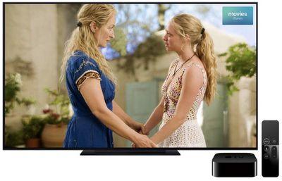 mamma mia apple tv