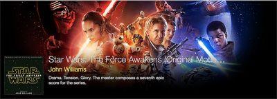 the force awakens soundtrack