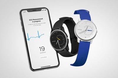 withings move ecg smartwatch