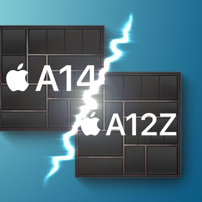 a14 vs a12z feature
