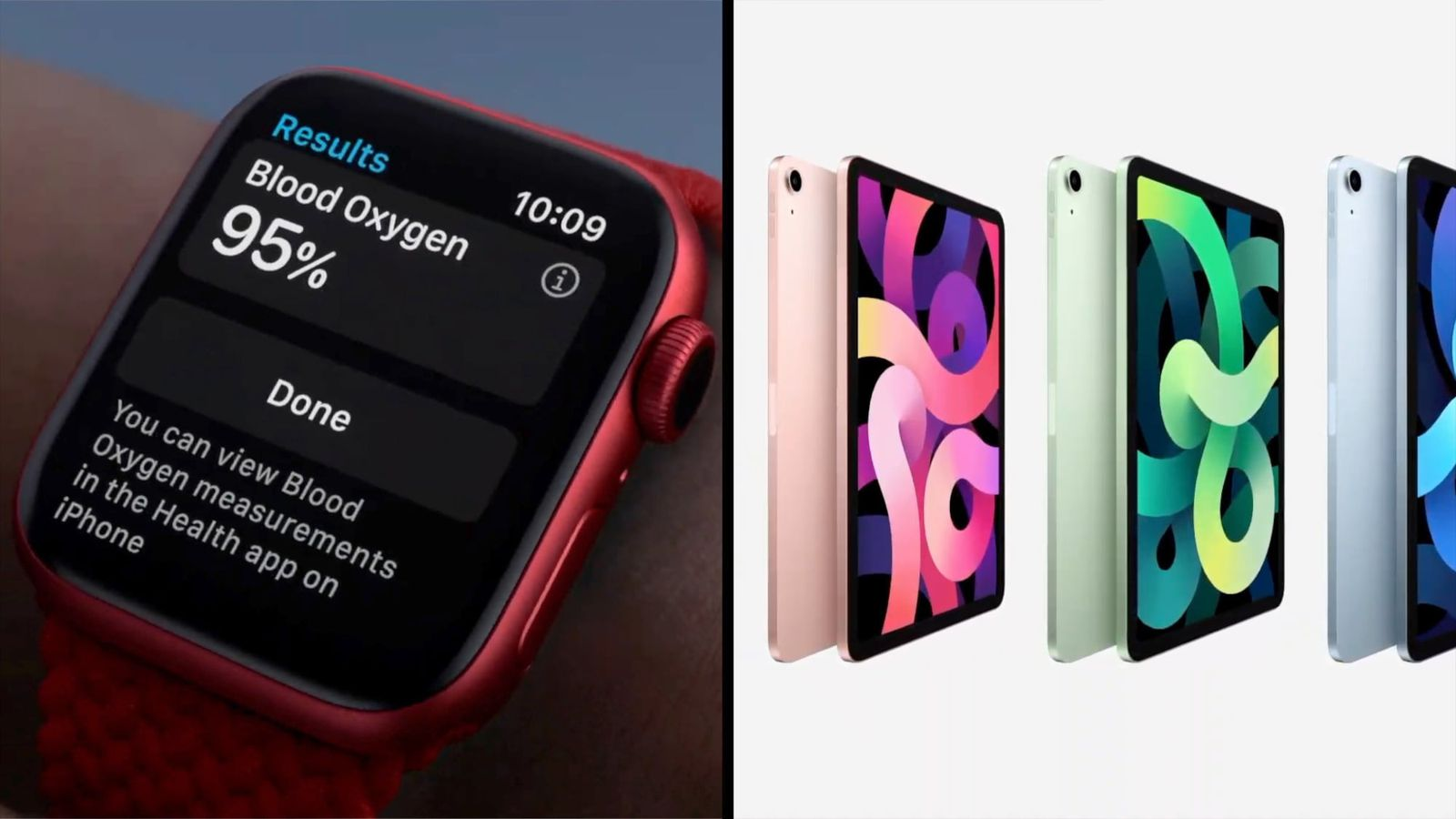 Everything Apple Announced At Today S Ipad And Apple Watch Event In Just Seven Minutes Macrumors