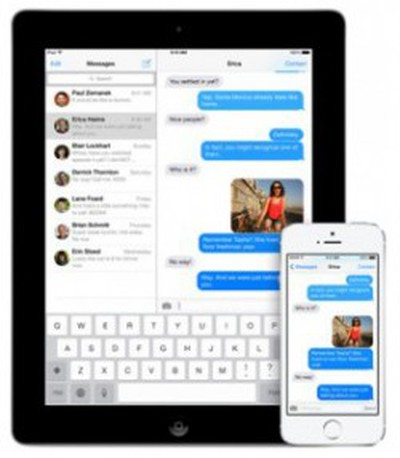 iMessage-duo
