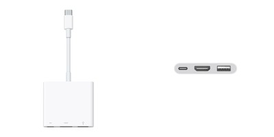 MUF82 usb c multiport adapter