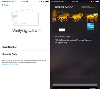 verifyingcardapplepay