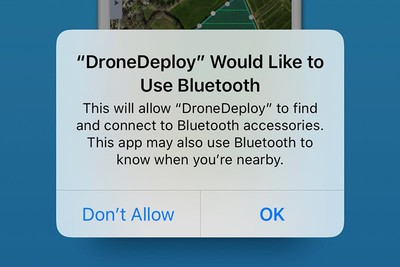 bluetoothwarningios13