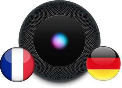 homepod france germany