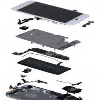 Exploded View Apple iPhone 7