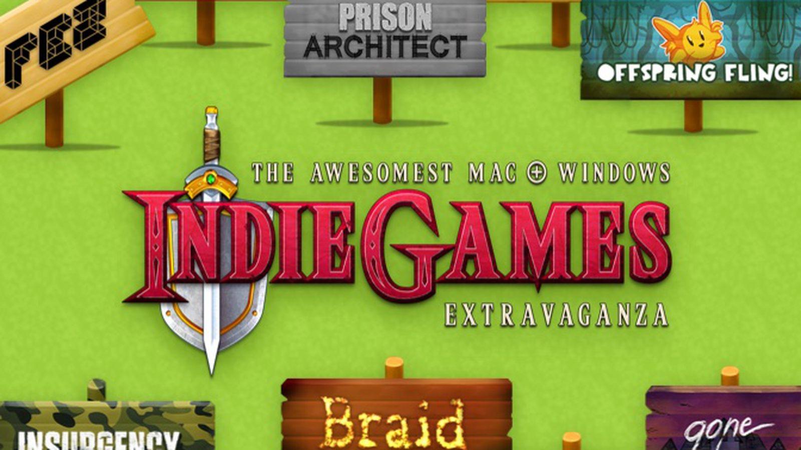 Macheist S Indie Games Bundle Offers 9 Mac Games For 20 Macrumors