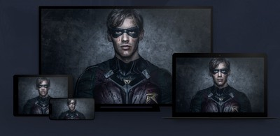 DC Universe ios tvos