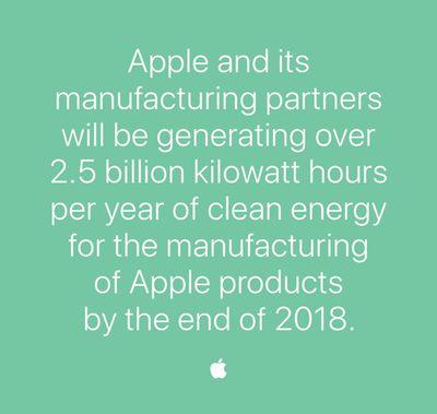 applerenewableenergy