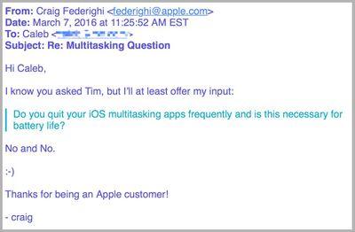 multitasking battery email