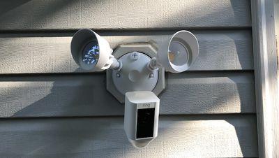 ring floodlight cam install