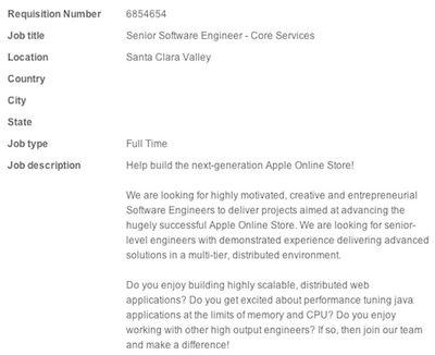 114719 apple online store hiring