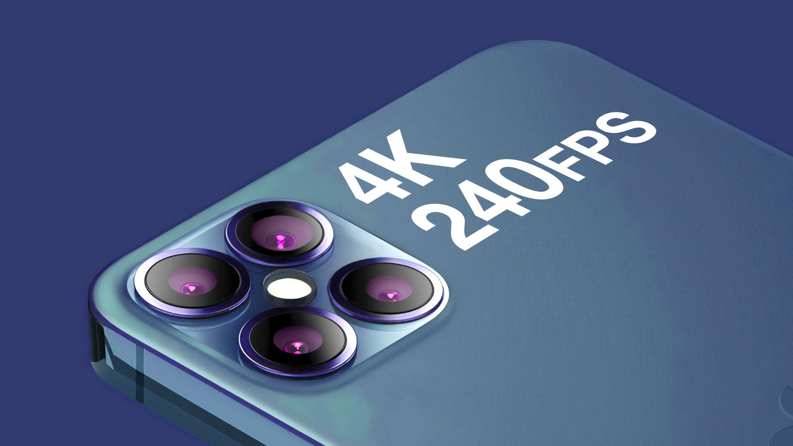 Iphone 12 Pro Models Could Be Capable Of Shooting 4k Video At 120fps And 240fps Macrumors