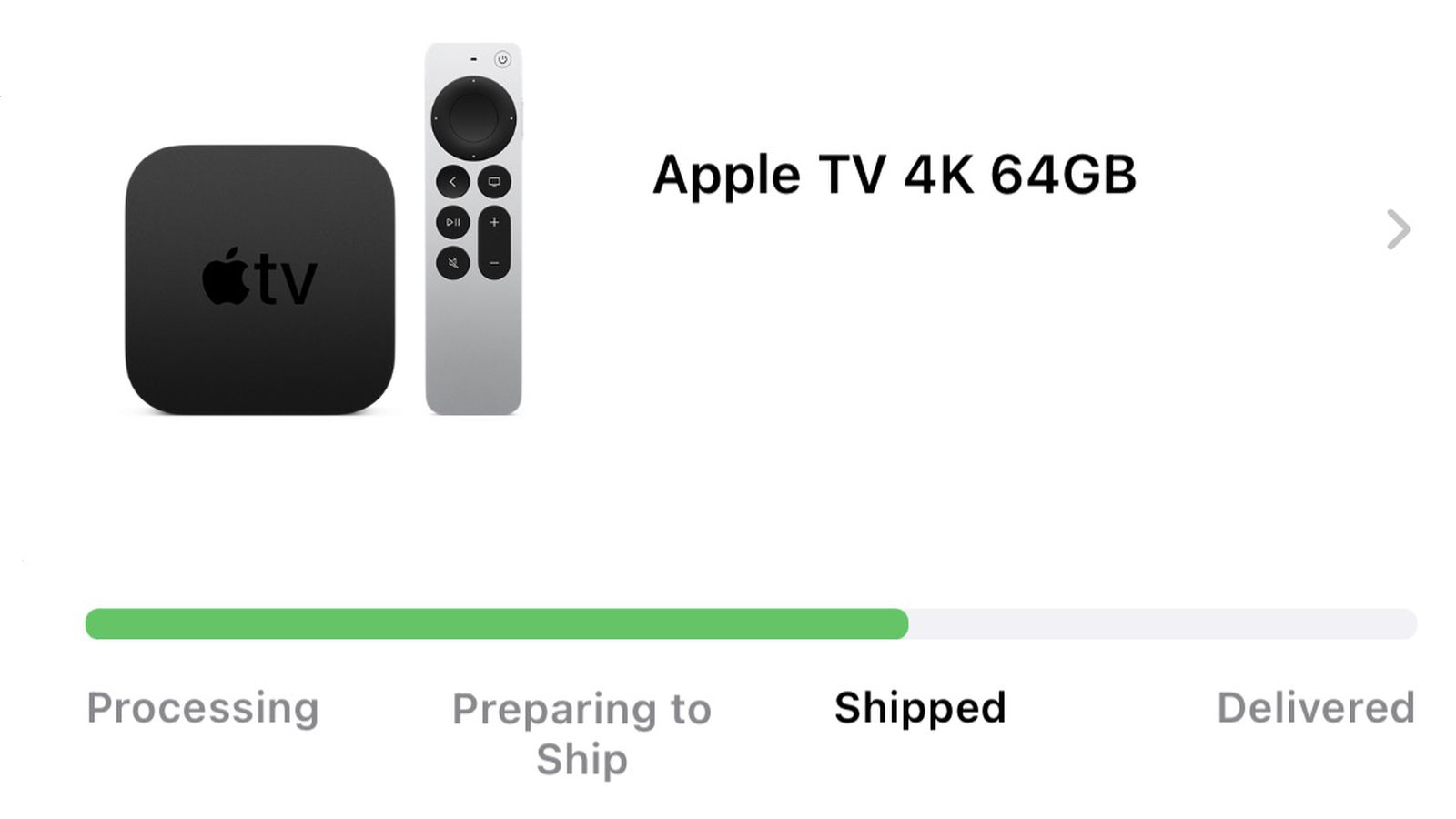 New Apple TV 4K Orders Begin Shipping With May 21 Delivery