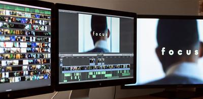 Focus Final Cut Pro X