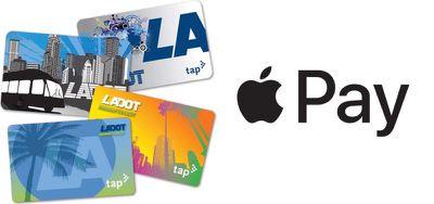 apple pay la metro tap cards