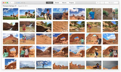 Photos for OS X
