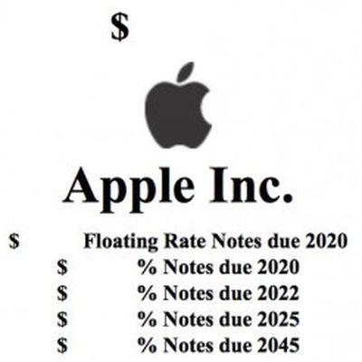 apple feb2015 bonds