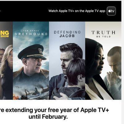 apple tv extension