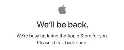 online store down