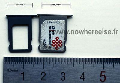 iphone 4s 5 sim trays 1