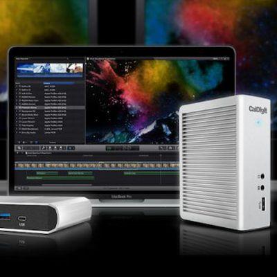 Thunderbolt 3 Dock TS3 TS3Lite Extened Monitors MAcBookPro2016 hero