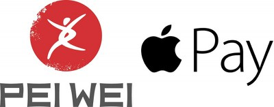 pei wei apple pay