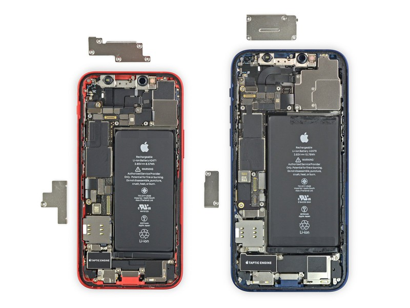 ifixit iphone12 mini
