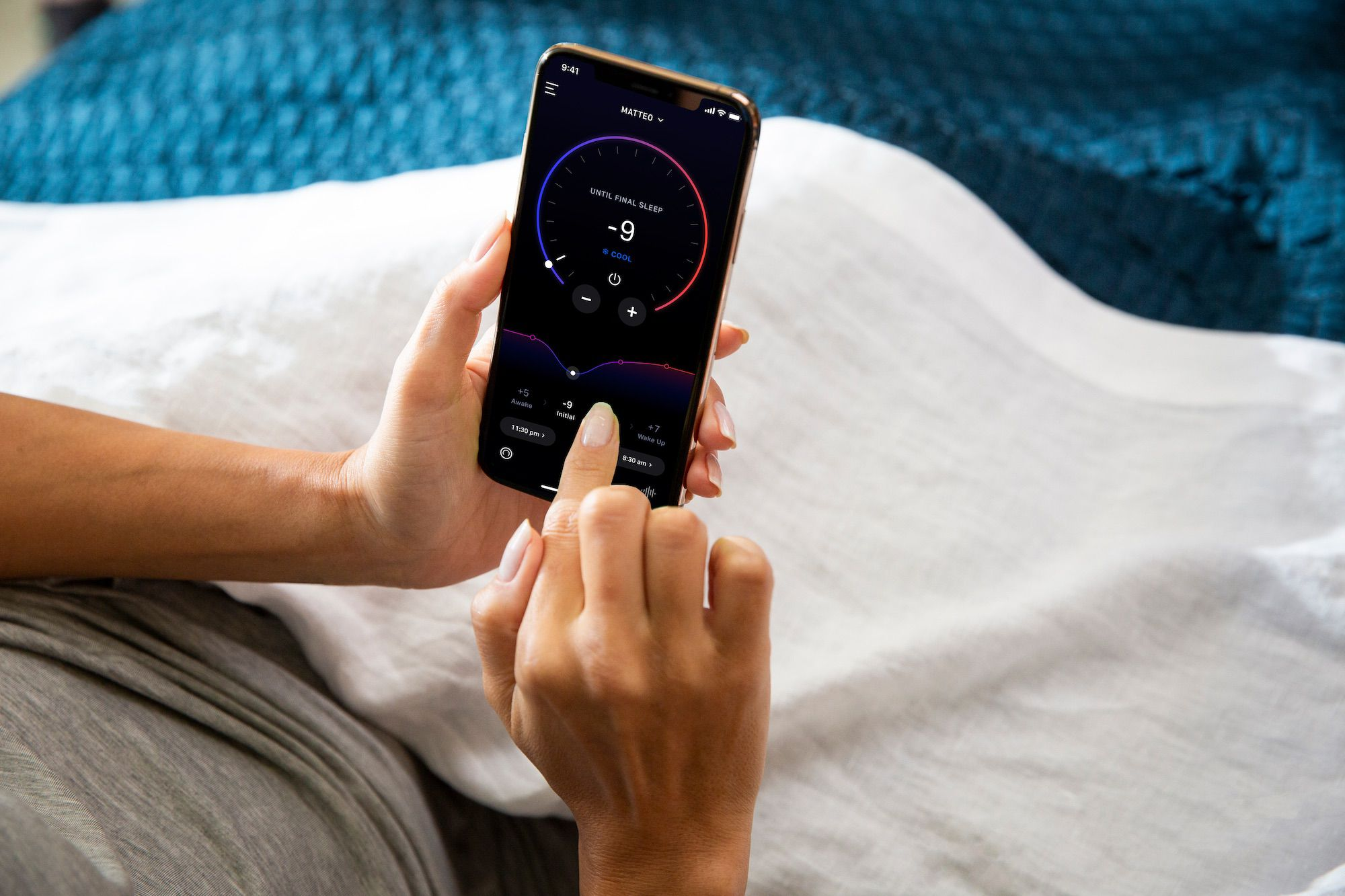 photo of Review: Eight Sleep 'Pod Pro' iPhone-Connected Mattress Offers Temperature Controls and Sleep Tracking image