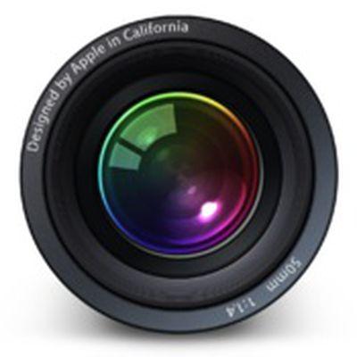 aperture lens icon