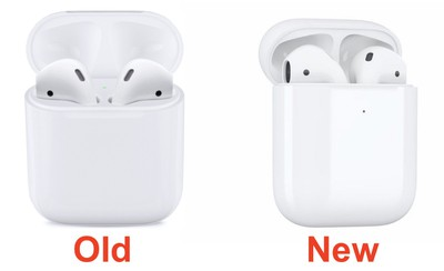airpods 1 and 2
