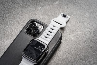 nomad new watch band